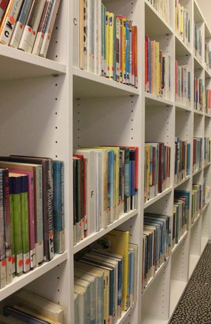 Inrichting Bibliotheek Op School  Inrichting amp meubilair de rolf groep